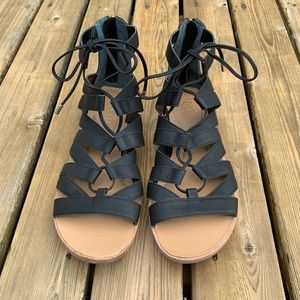 Franco Sarto 'Brisbane' Gladiator Sandals Size 9.5